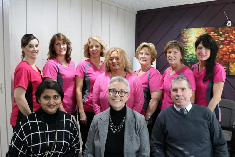 Veera Family Dentistry Team | Saginaw Dentist